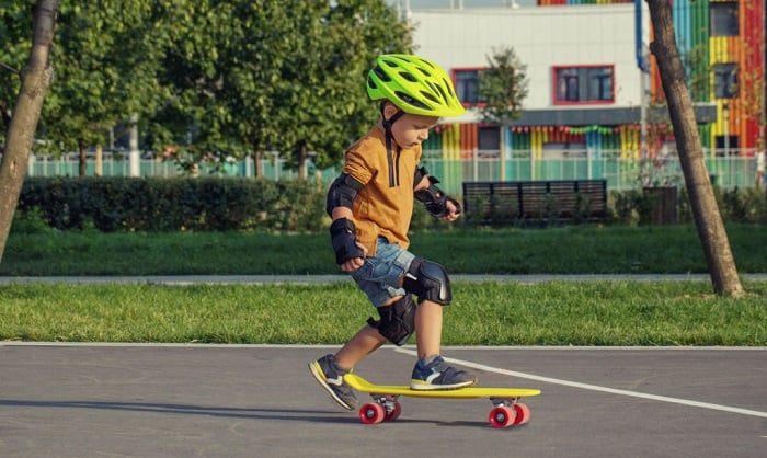 what size skateboard for 5-year-old